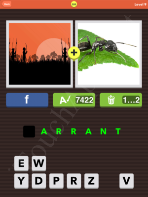 Pic Combo Level 320 Answer