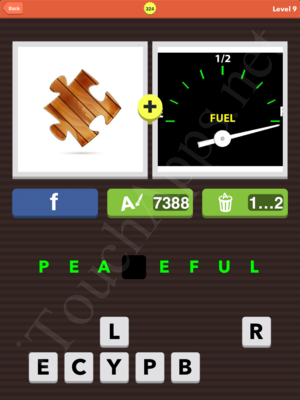Pic Combo Level 324 Answer