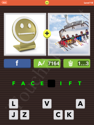 Pic Combo Level 352 Answer