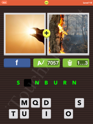 Pic Combo Level 365 Answer
