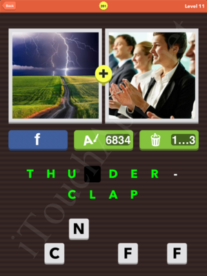 Pic Combo Level 391 Answer