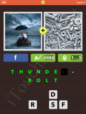 Pic Combo Level 407 Answer