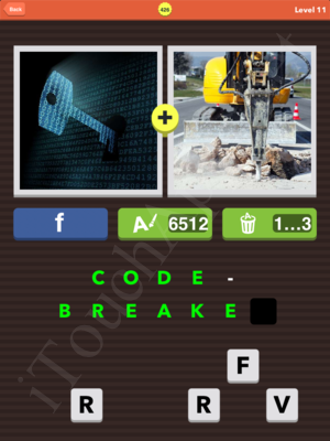 Pic Combo Level 426 Answer
