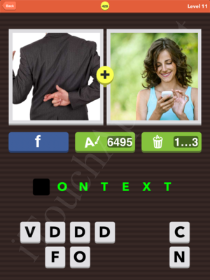 Pic Combo Level 428 Answer
