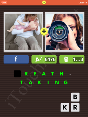 Pic Combo Level 430 Answer