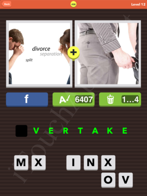 Pic Combo Level 438 Answer