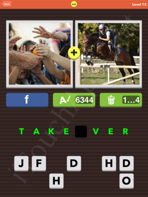 Pic Combo Level 445 Answer