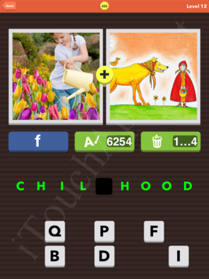 Pic Combo Level 456 Answer