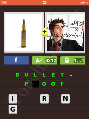 Pic Combo Level 461 Answer