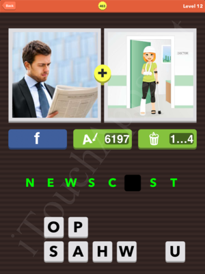 Pic Combo Level 463 Answer