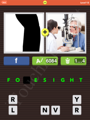 Pic Combo Level 476 Answer