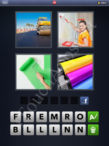4 Pics 1 Word Level 658 Solution