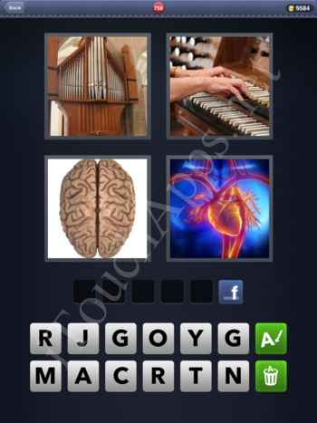 4 Pics 1 Word Level 758 Solution