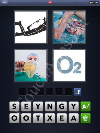 4 Pics 1 Word Level 840 Solution