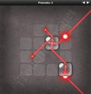 Lazors Prismatic 3 Solution