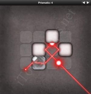 Lazors Prismatic 4 Solution