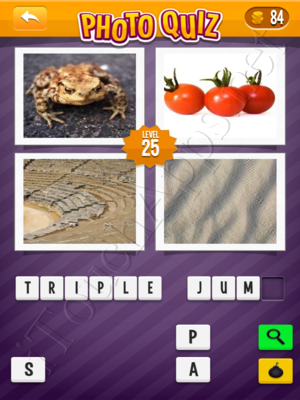 Photo Quiz Sports Pack Level 25 Solution