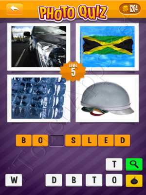 Photo Quiz Sports Pack Level 5 Solution