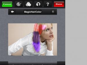 Magic Hair Color HD Review
