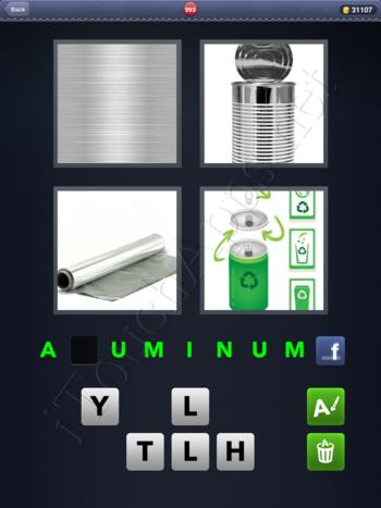 4 Pics 1 Word Level 993 Solution