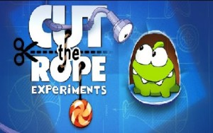 cut the rope experiments review