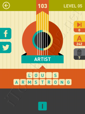 Icon Pop Song Level Level 5 Pic 103 Answer