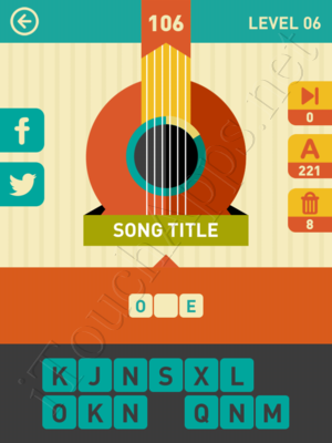 Icon Pop Song Level Level 6 Pic 106 Answer
