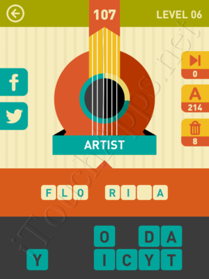 Icon Pop Song Level Level 6 Pic 107 Answer