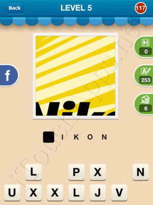 Hi Guess the Brand Level Level 5 Pic 117 Answer