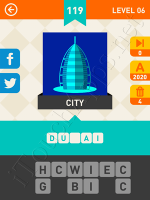 Icon Pop Mania Level Level 6 Pic 119 Answer