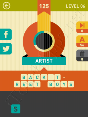 Icon Pop Song Level Level 6 Pic 125 Answer