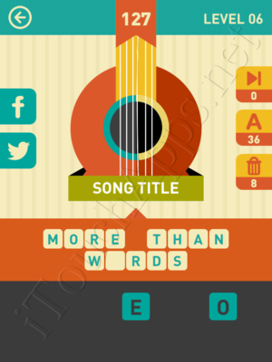 Icon Pop Song Level Level 6 Pic 127 Answer