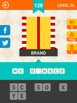Icon Pop Mania Level Level 6 Pic 128 Answer