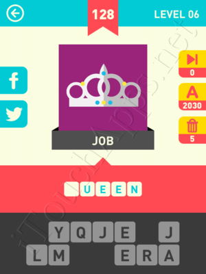 Icon Pop Word Level Level 6 Pic 128 Answer