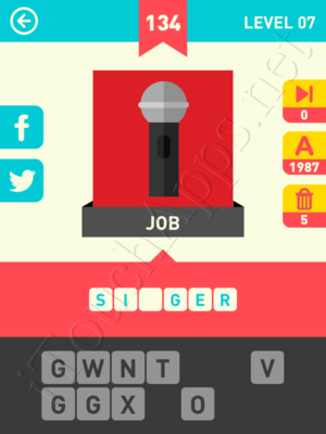 Icon Pop Word Level Level 7 Pic 134 Answer