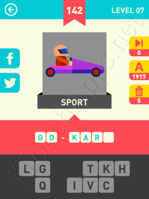 Icon Pop Word Level Level 7 Pic 142 Answer