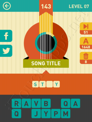 Icon Pop Song Level Level 7 Pic 143 Answer