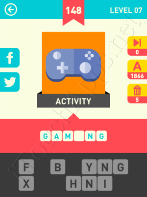 Icon Pop Word Level Level 7 Pic 148 Answer