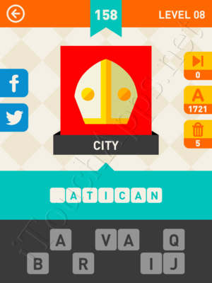 Icon Pop Mania Level Level 8 Pic 158 Answer