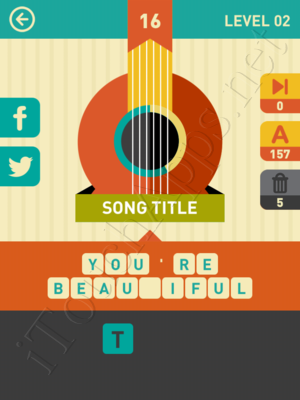 Icon Pop Song Level Level 2 Pic 16 Answer