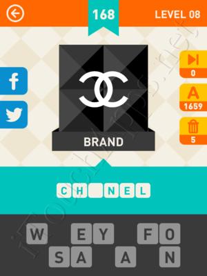 Icon Pop Mania Level Level 8 Pic 168 Answer