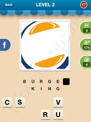 Hi Guess the Brand Level Level 2 Pic 17 Answer