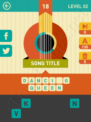 Icon Pop Song Level Level 2 Pic 18 Answer