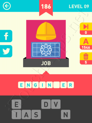 Icon Pop Word Level Level 9 Pic 186 Answer
