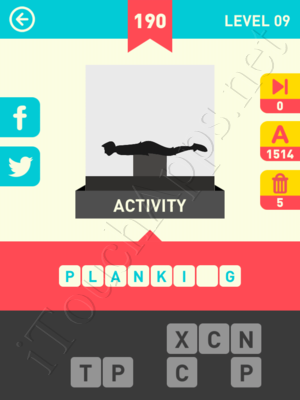 Icon Pop Word Level Level 9 Pic 190 Answer