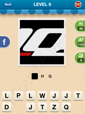 Hi Guess the Brand Level Level 8 Pic 197 Answer