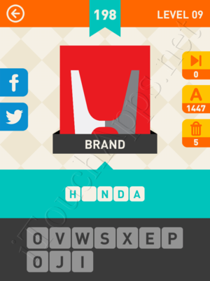 Icon Pop Mania Level Level 9 Pic 198 Answer