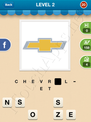 Hi Guess the Brand Level Level 2 Pic 20 Answer