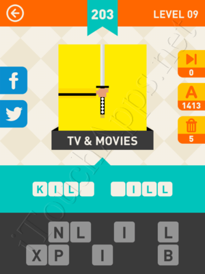 Icon Pop Mania Level Level 9 Pic 203 Answer