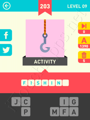 Icon Pop Word Level Level 9 Pic 203 Answer